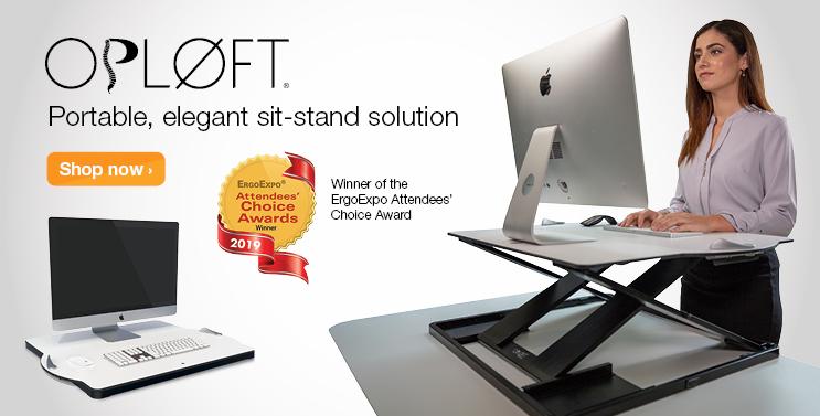Oploft Sit-Stand Platform