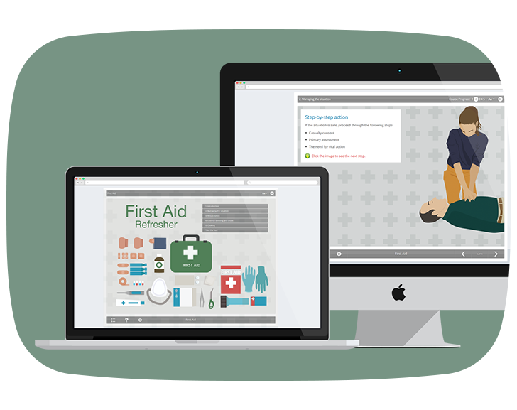 First aid refresher webinar