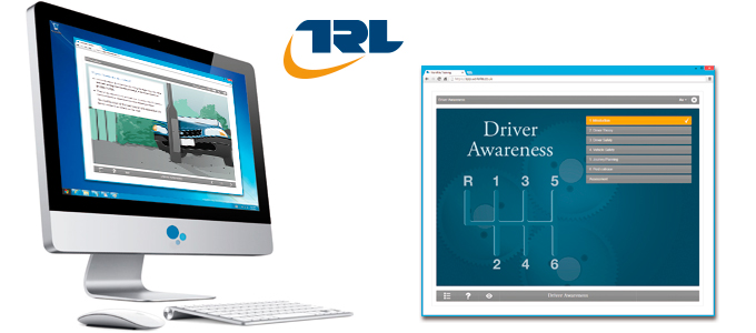 Driver Safety Awareness E-learning Course Screenshot