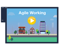 WorkRite Agile E-learning Course Screenshot