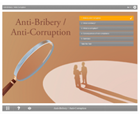 Anti-Bribery / Anti-Corruption E-learning Course