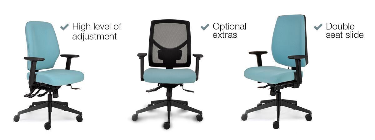 Positiv Me Ergonomic Chair