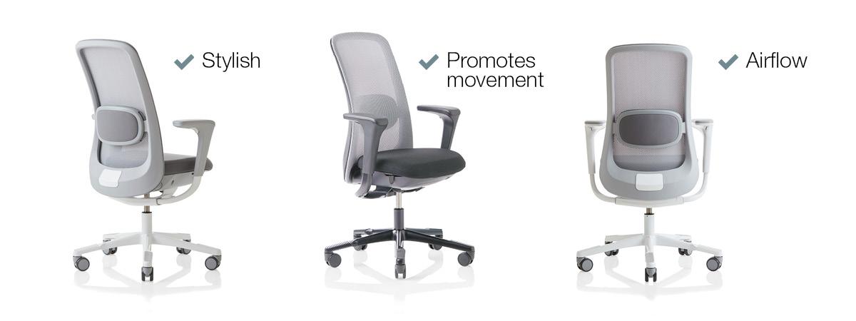 5 Best Ergonomic Chairs For 2019 Blog